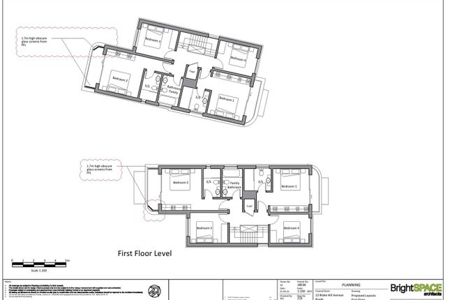 18038-22 Blake Hill Avenue-Proposed First Floor Pl