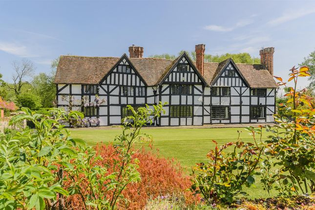 Thumbnail Country house for sale in Harrow Lane, Himbleton, Droitwich Spa, Worcestershire