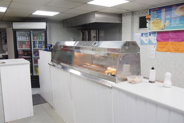 Thumbnail Leisure/hospitality for sale in Fish & Chips NG8, Nottinghamshire