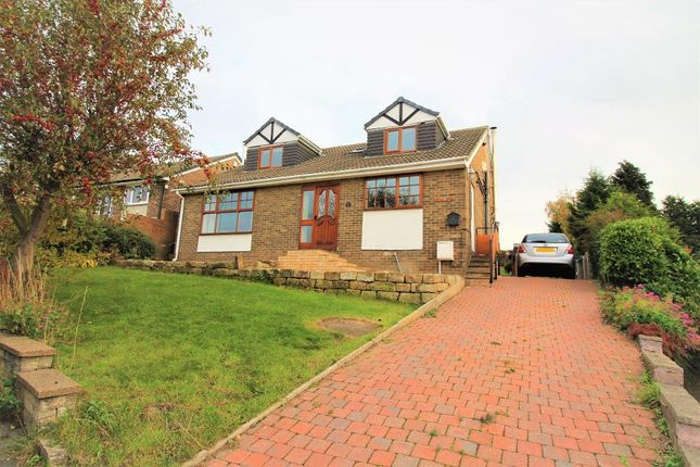 Thumbnail Bungalow for sale in Wentworth Crescent, Mapplewell, Barnsley
