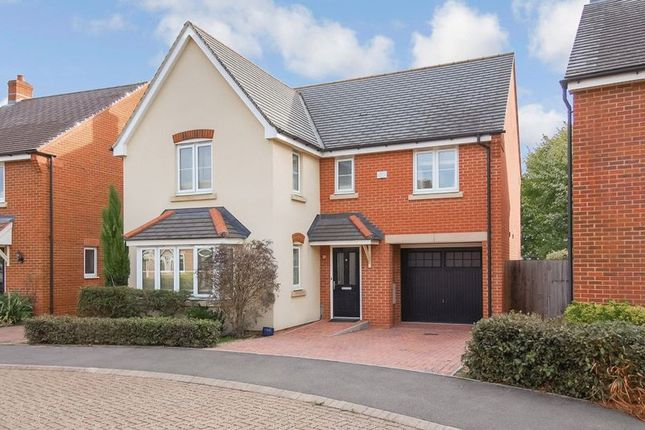 Thumbnail Detached house for sale in Alexander Close, Kidlington