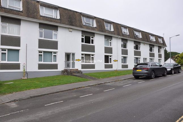 2 bed flat to rent in Shelburne Court, Falmouth TR11