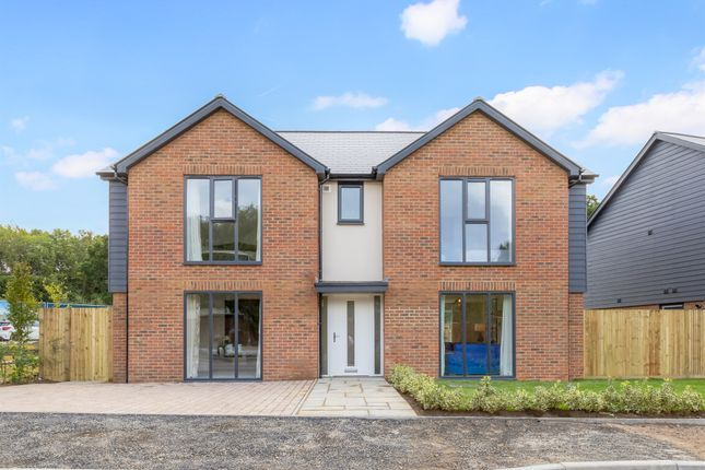 Thumbnail Detached house for sale in Ditchling Common, Burgess Hill
