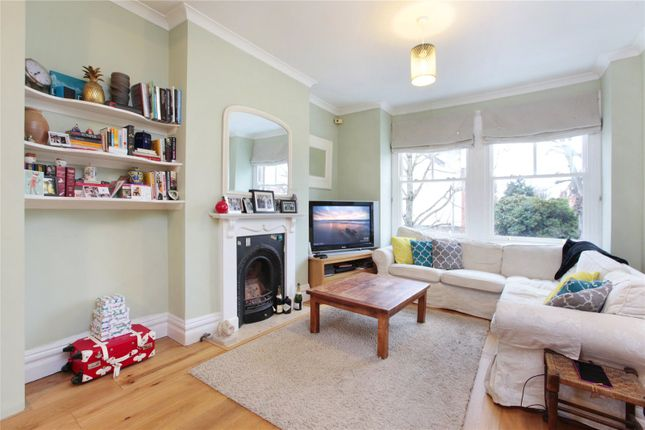 Thumbnail Flat for sale in Badminton Road, Nightingale Triangle, London