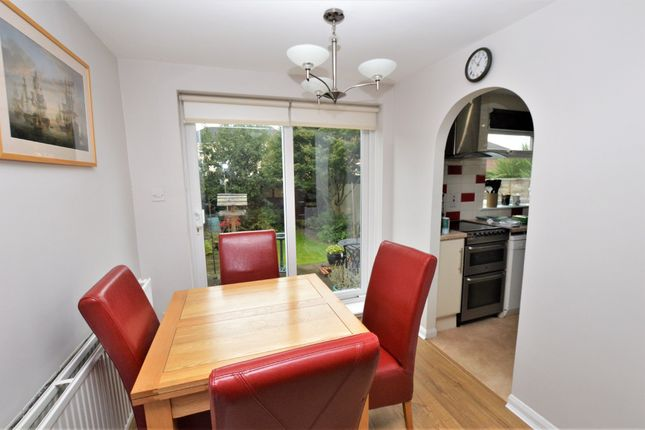 Dining Room of Stocks Avenue, Boughton, Chester CH3
