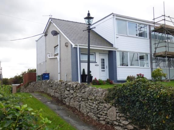Thumbnail Semi-detached house for sale in Tynygongl, Benllech, Anglesey, North Wales