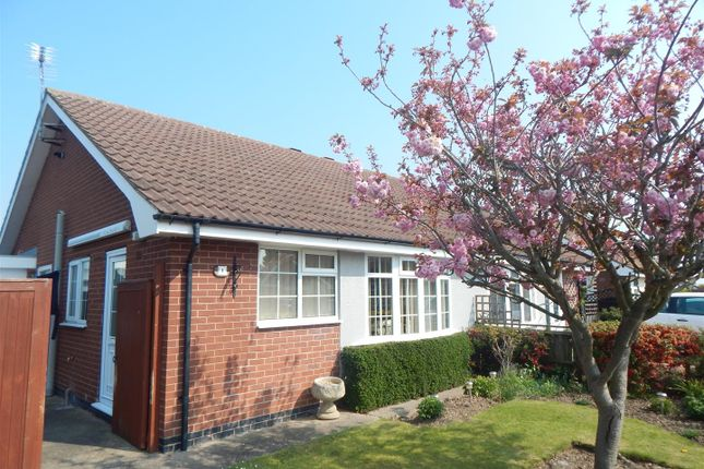 Thumbnail Semi-detached bungalow to rent in Pocklington Road, Collingham, Newark
