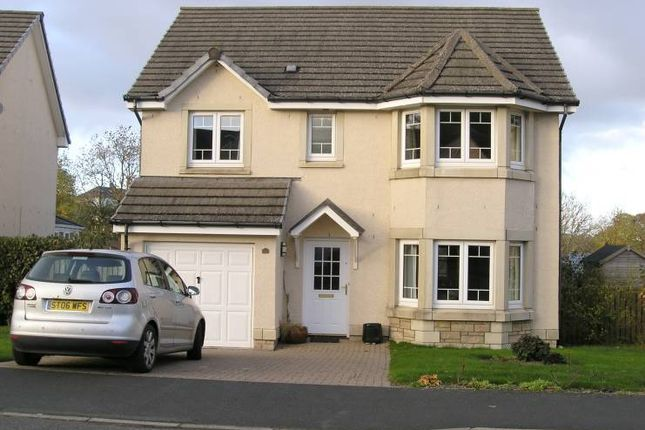 Thumbnail Detached house for sale in 15 Paterson Gardens, Hawick