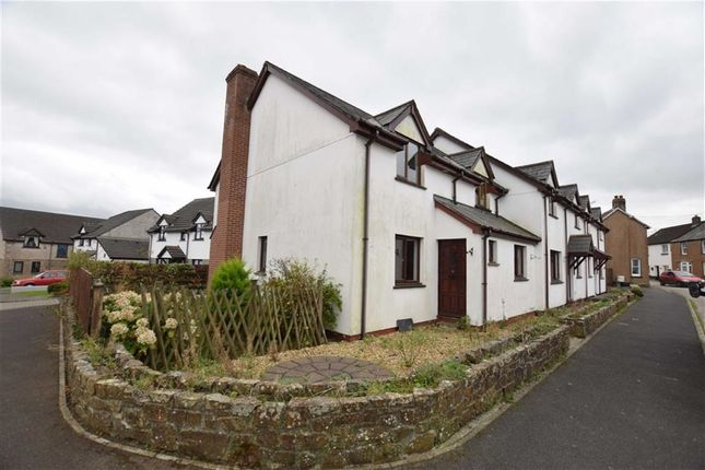 Thumbnail Semi-detached house for sale in Market Place, Week St. Mary, Holsworthy