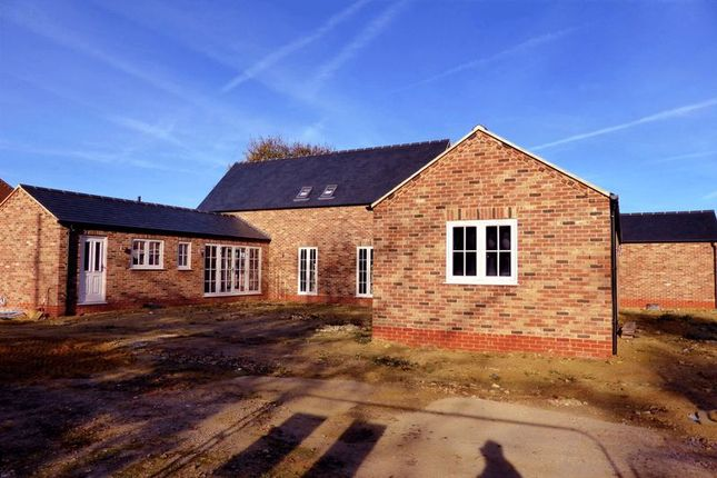 Thumbnail Country house for sale in Main Road, Church End, Parson Drove, Cambridgeshire