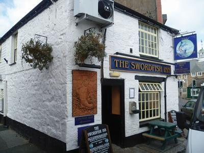 Pub/bar for sale in The Swordfish Inn, The Strand, Newlyn, Penzance