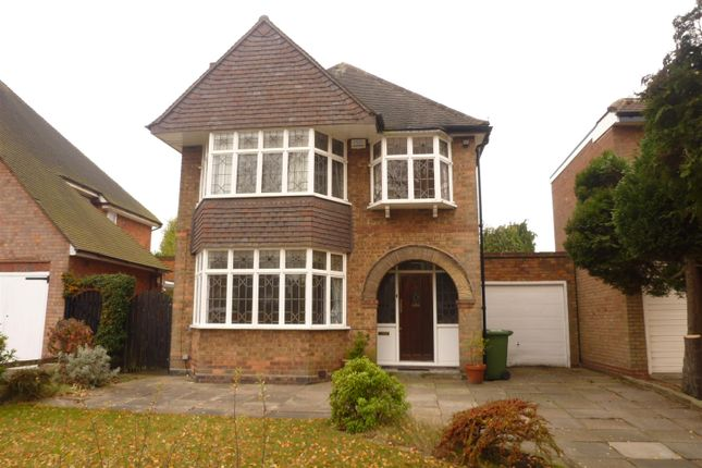 Detached house in  Bourton Road  Olton  Solihull  Birmingham