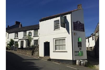 Pub/bar for sale in The Ship Inn, Fore Street, Lerryn, Cornwall
