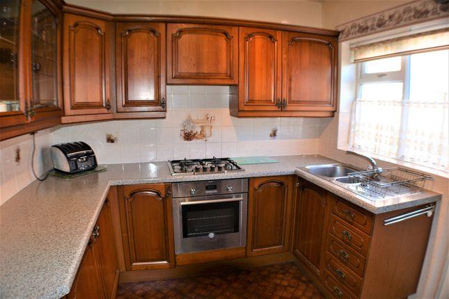 Kitchen of Riverside Avenue, Farington Moss, Leyland PR26