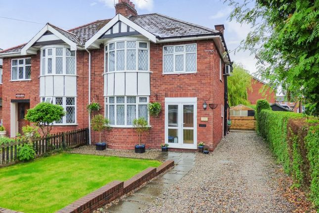 3 bed semi-detached house for sale in St Martins Road, Oswestry, Gobowen