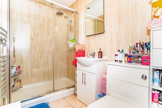 Shower Room of Belgrave Avenue, Oldham, Greater Manchester OL8