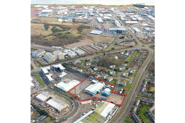 Thumbnail Warehouse for sale in West Tullos Industrial Estate, Craigshaw Drive, Aberdeen, Aberdeenshire, Scotland