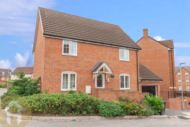 Thumbnail Detached house to rent in Beaufort Avenue, Royal Wootton Bassett, Wiltshire