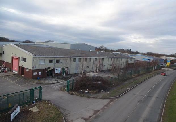 Light industrial to let in Unit 36, Abenbury Way, Wrexham Industrial Estate, Wrexham