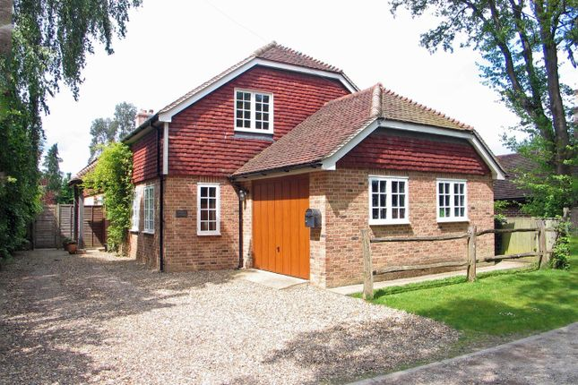 Thumbnail Detached house for sale in Hollow Trees Drive, Leigh, Tonbridge