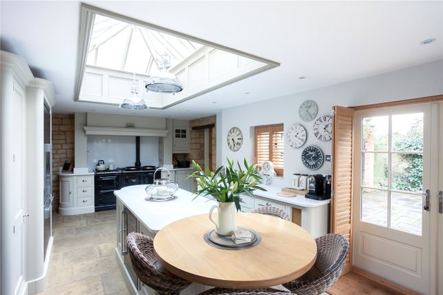 Thumbnail Detached house for sale in The Burgage, Prestbury, Cheltenham, Gloucestershire