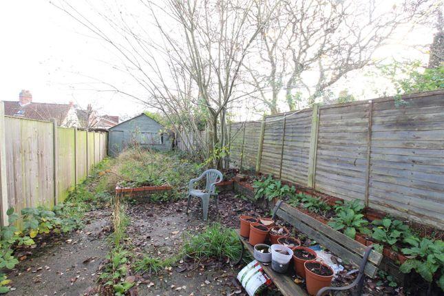 Rear Garden of Beecham Road, Reading RG30