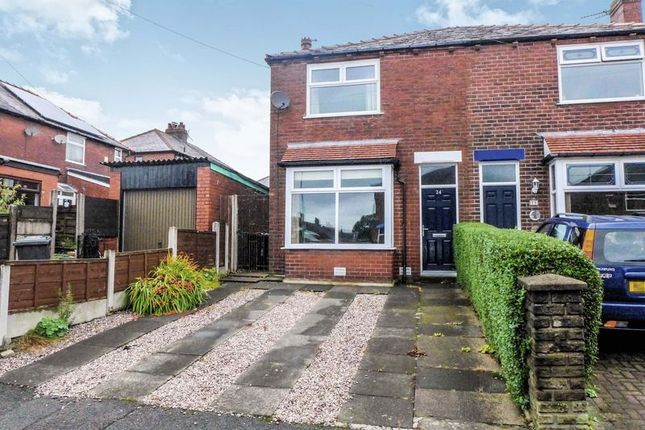 Thumbnail Semi-detached house to rent in Kingscourt Avenue, Heaton, Bolton