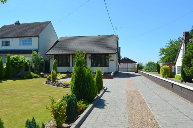 Thumbnail Detached bungalow for sale in Tibshelf Road, Chesterfield