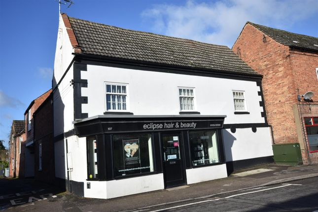 Thumbnail Commercial property for sale in High Street, Collingham, Newark