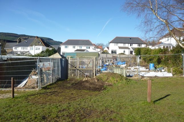 Property for sale in Cadwgan Road, Treorchy