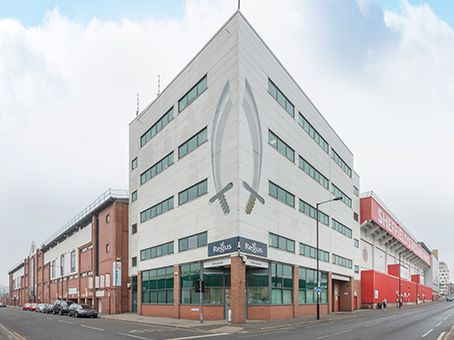 Thumbnail Office to let in Blades Business Hub, John Street, Sheffield