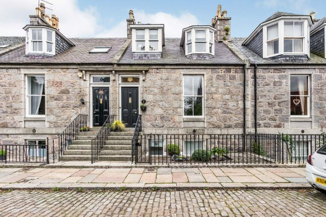 Thumbnail Terraced house for sale in Albert Terrace, Aberdeen