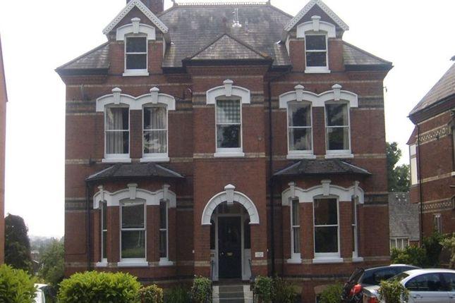 Thumbnail Flat to rent in Ashford House, Bodenham Road, Hereford