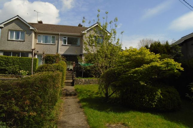 Thumbnail Semi-detached house for sale in Miskin Crescent, Pontyclun