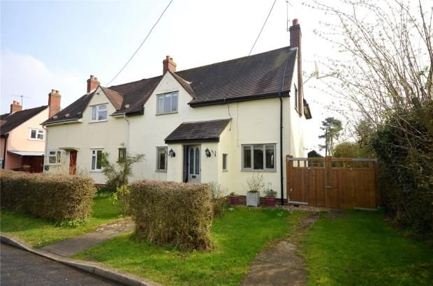 Thumbnail Semi-detached house for sale in Millers Row, Cornish Hall End, Braintree, Essex