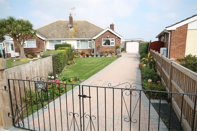 Thumbnail Semi-detached bungalow for sale in Elm Grove, Kirby Cross, Frinton-On-Sea