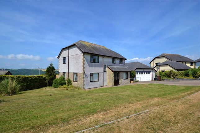 Thumbnail 5 bed detached house for sale in Baydown, East Looe, Cornwall