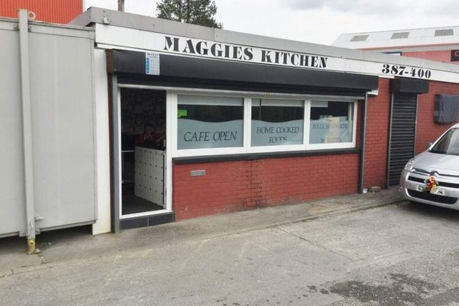 Thumbnail Restaurant/cafe for sale in Unit 32, Pant Industrial Estate, Merthyr Tydfil