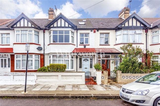 Thumbnail Terraced house to rent in Mitchley Road, London