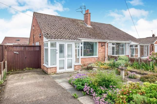 Thumbnail Bungalow for sale in Monks Close, Formby, Liverpool, Merseyside