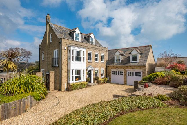 Thumbnail Detached house for sale in Priory Road, Shanklin
