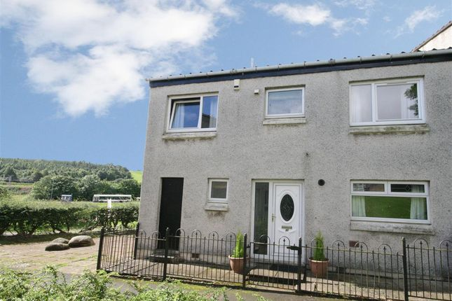 Thumbnail Semi-detached house for sale in Calder Place, Falkirk