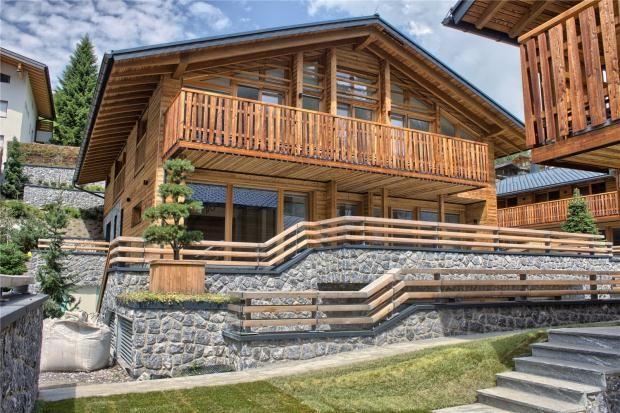 Thumbnail Property for sale in Chalet Sapin 1, Lech Am Arlberg, Austria