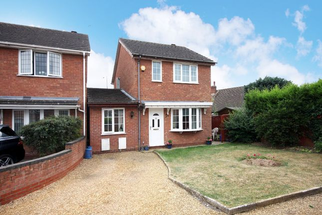 Thumbnail Detached house for sale in Holder Close, Bidford On Avon