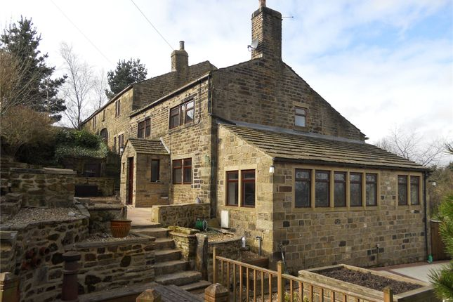 Thumbnail Semi-detached house to rent in Hainworth, Keighley, West Yorkshire
