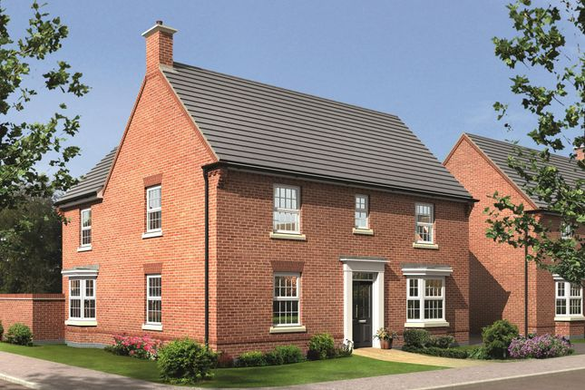 "Detached house for sale in ""Layton"" at Morganstown, Cardiff"