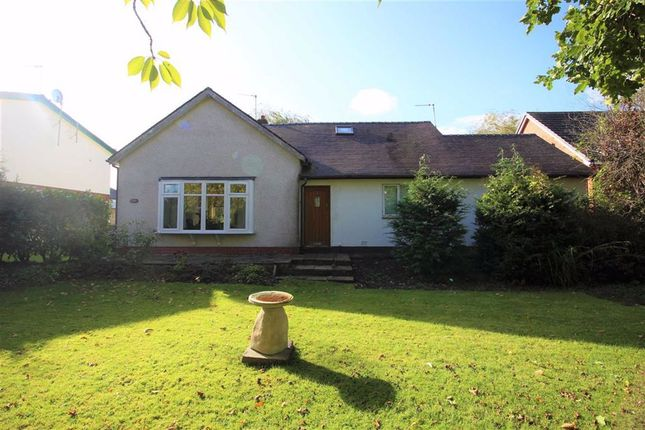 Thumbnail Detached bungalow for sale in Garstang Road, Broughton, Preston