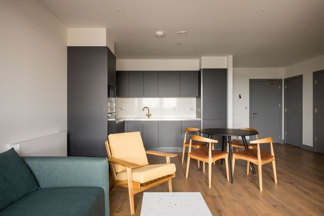 Thumbnail Flat to rent in The Gessner, Tottenham Hale N17, Furnished