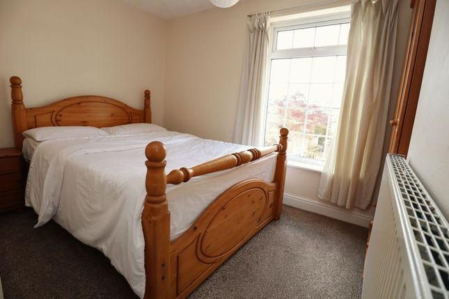 Bedroom One of Paradise Street, Macclesfield SK11