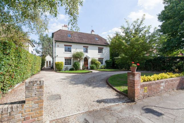 Thumbnail Detached house for sale in St Clare Road, Lexden, Colchester, Essex